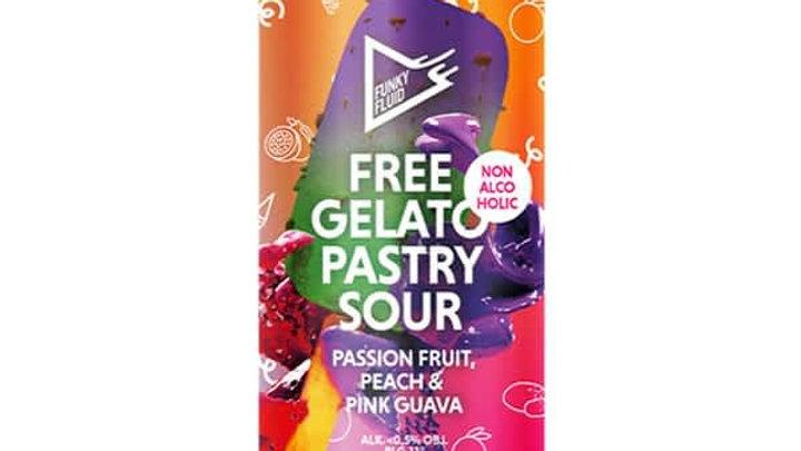 Funky Fluid Free Gelato Pastry Sour 500ml 0.5%