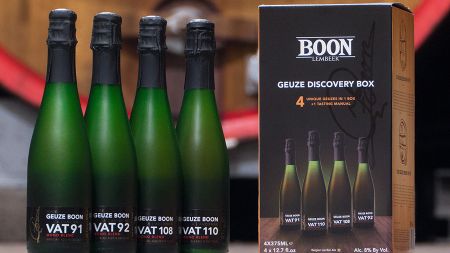 Boon Geuze Discovery Box Gift Pack