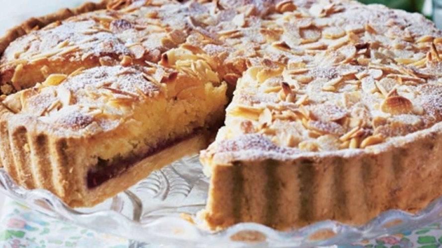 Kenworthy's Cakes Bakewell Tart (1/4 tart)