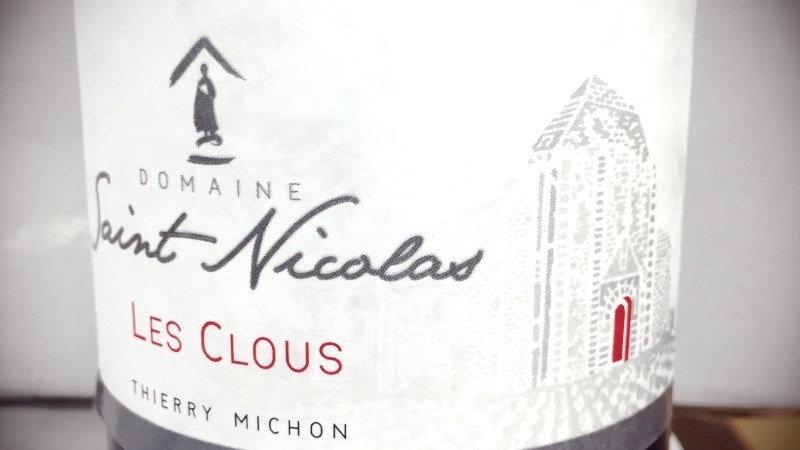 2018 Domaine Saint Nicholas Les Clous