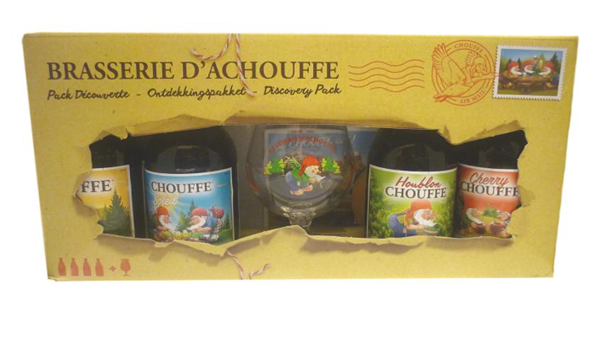 La Chouffe Gift Pack (4 x 330ml)