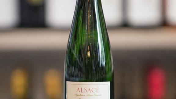 White- 2014 Pierre Frick 'Steiner', Alsace, France, 14.5%