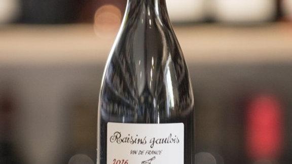 Red- 2020 Lapierre 'Raisins Gaulois', Beaujolais, France
