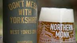 Northern Monk 'Don't Mess With Yorkshire' DIPA 440ml 8%