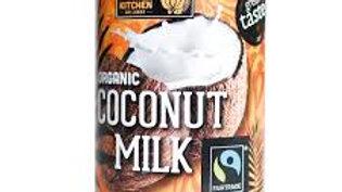 Ma's Organic, Fair-Trade Coconut Milk Tin 400g