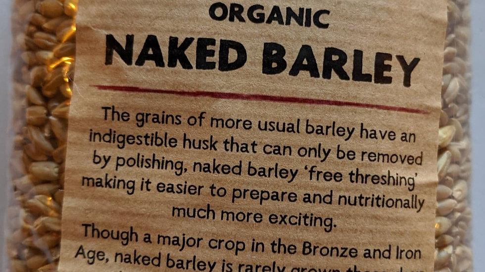 Naked barley 500g