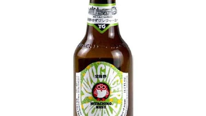 Hitachino Nest- Yuzu Ginger Ale 330ml 0.2%