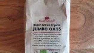 Hodmedod's Jumbo Oats 500g
