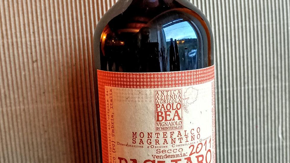 Red- 2011 Paolo Bea 'Pagliaro', Sagrantino, Umbria, Italy, 15%