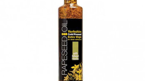 Yorkshire Rapeseed Oil w/ Mixed Herbs 500ml