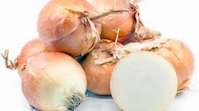 Organic Brown Onions 750g