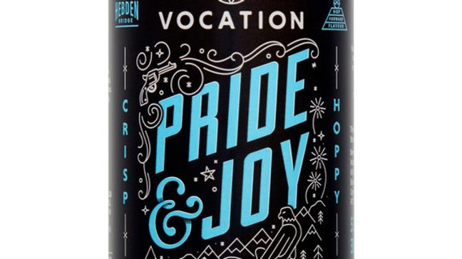 Vocation Pride & Joy 5.3% 330ml can