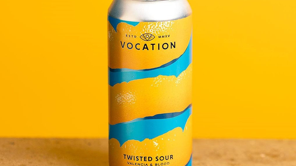 Vocation 'Twisted Sour' 4.5% 440ml