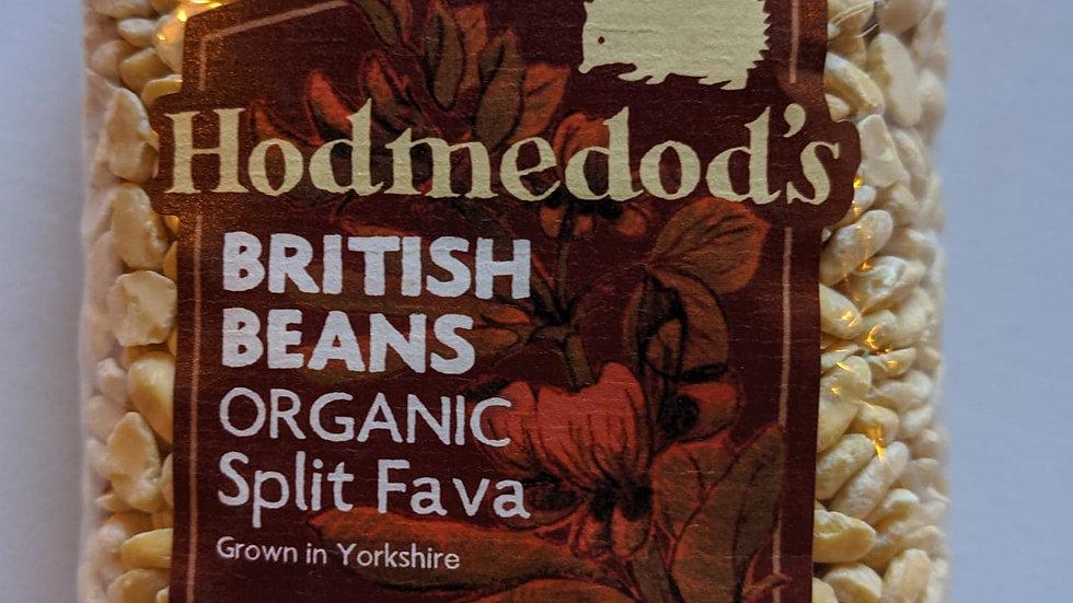 Whole fava beans 400g
