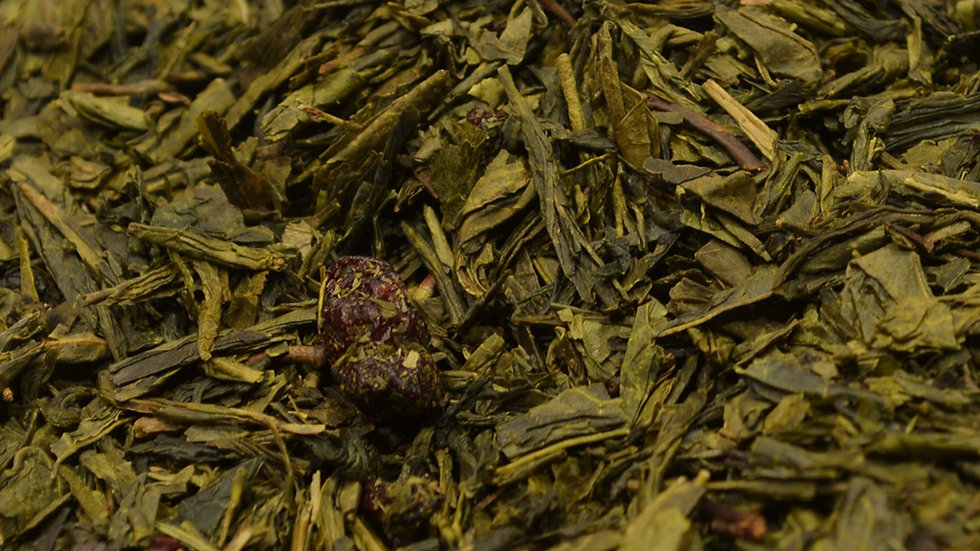 Hebden Tea- Sencha Japanese Cherry 40g