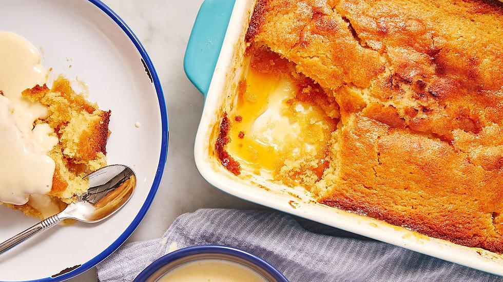 Kenworthy's Cakes- vegan treacle sponge (frozen)