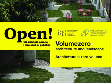 Architetture a zero volume