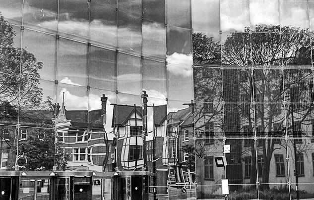 M1. Ipswich Reflections