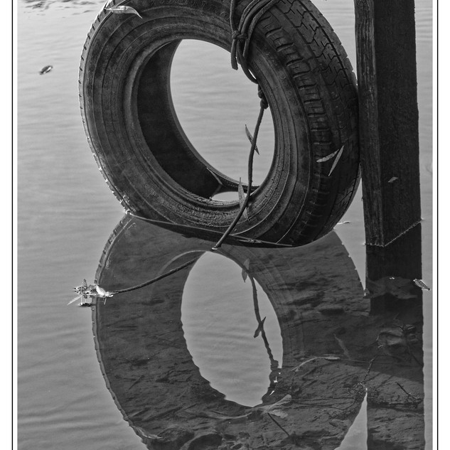 M10. A Tyred Reflection