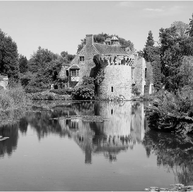 M5. Scotney Castle Reflections