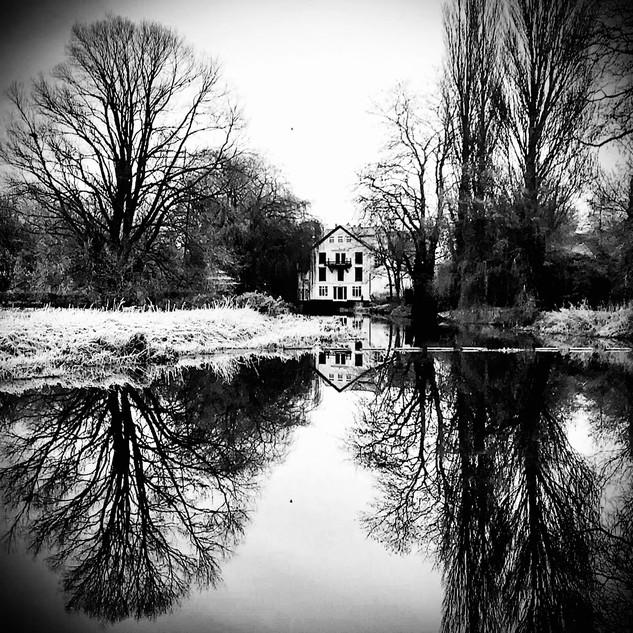 M12. Reflections Of Ellingham Mill