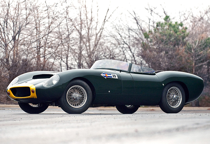 Costin Lister Roadster