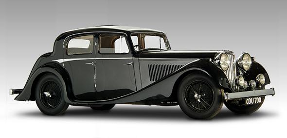 SS 2½ Liter Sedan
