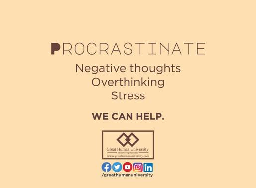 Defeat Procrastination with Self-discipline
