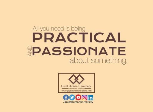CAREER: Present, Preference and Passion
