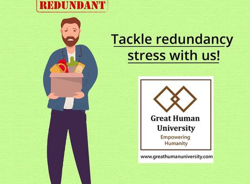 Redundancy and Global Pandemic.. Stress Alert!