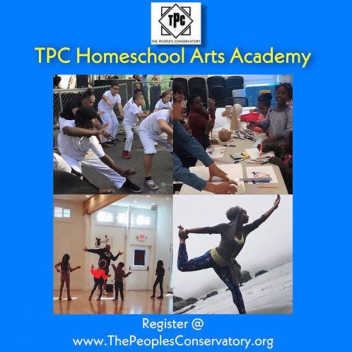 TPC Homeschool Arts Academy