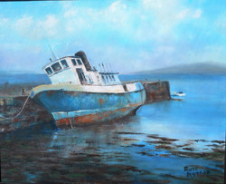 m ASTRAB Resting Place 16x20