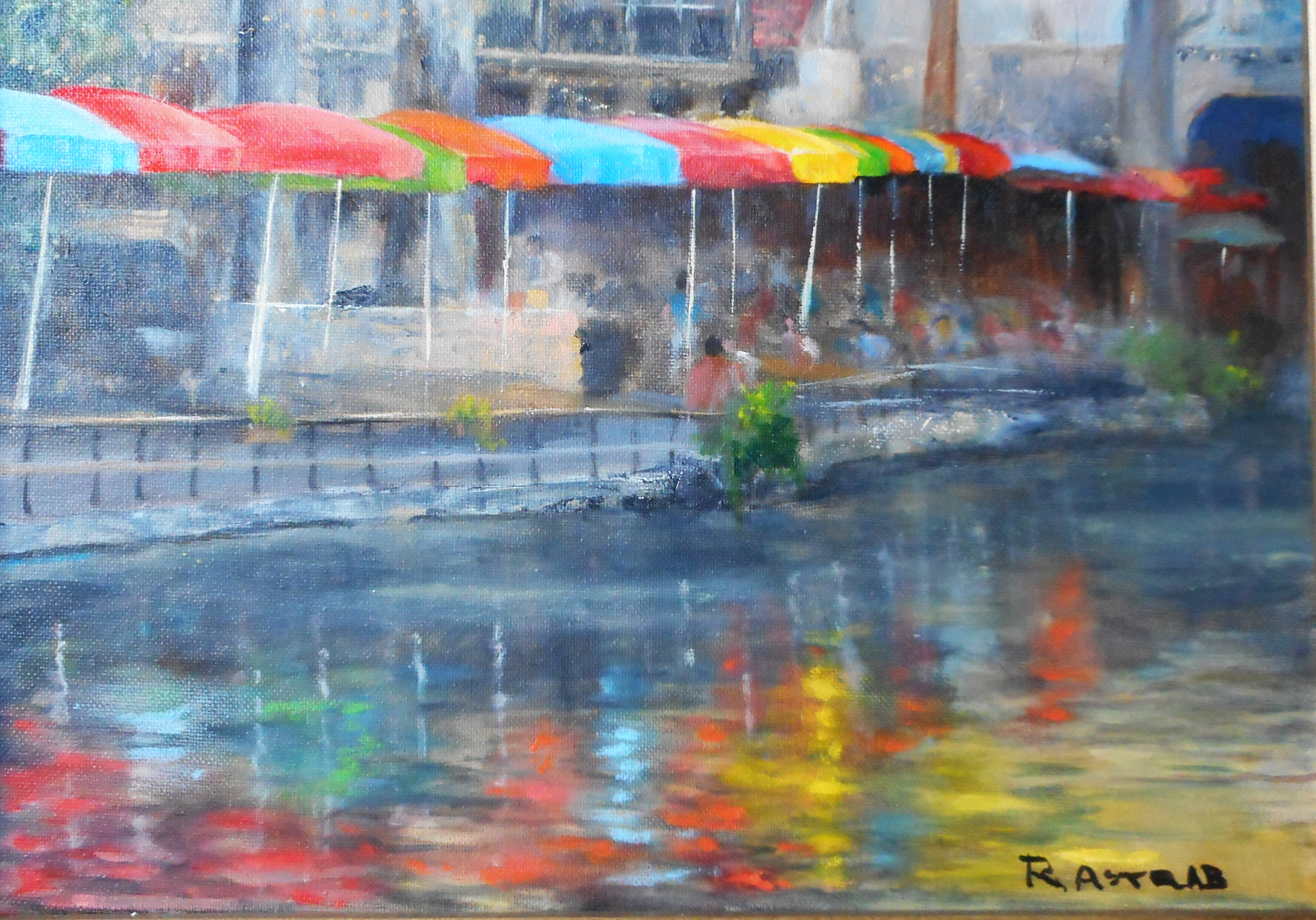 m ASTRAB Riverwalk 12x16