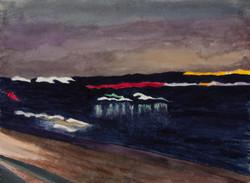 Hudson River Lights