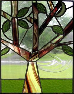 Flynn stainedglass tree
