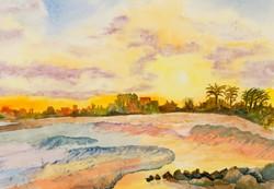Early Sunset Riviera Maya