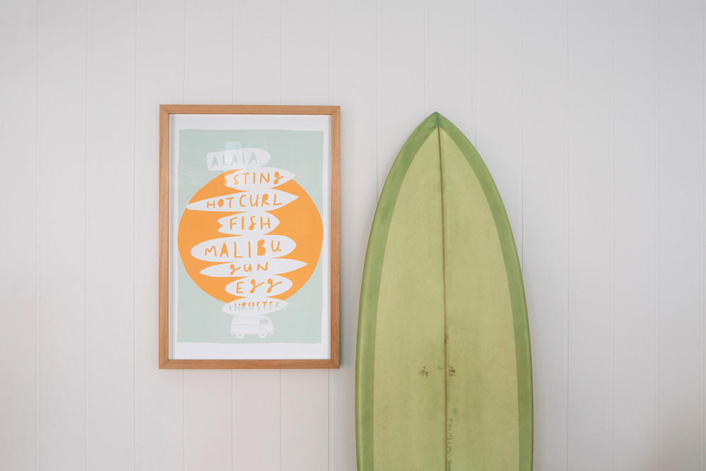 """""""I own too many surfboards"""" — no surfer ever"""