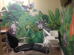 Kids Jungle Treatment Room