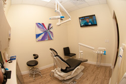 Comfortable Treatment Rooms