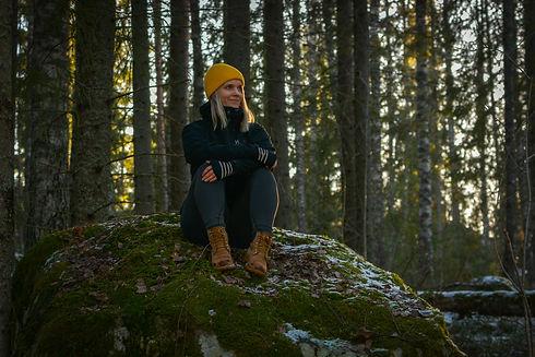 Naturested metsäkylpyohjaaja, ympäristök