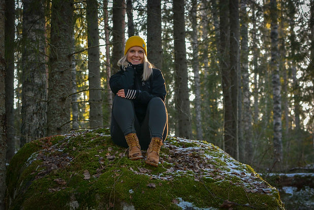 Metsäkylpyohjaaja ja ympäristökasvattaja