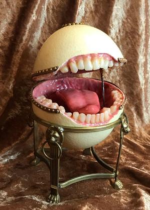 Anatomy of a Yolk Mouth
