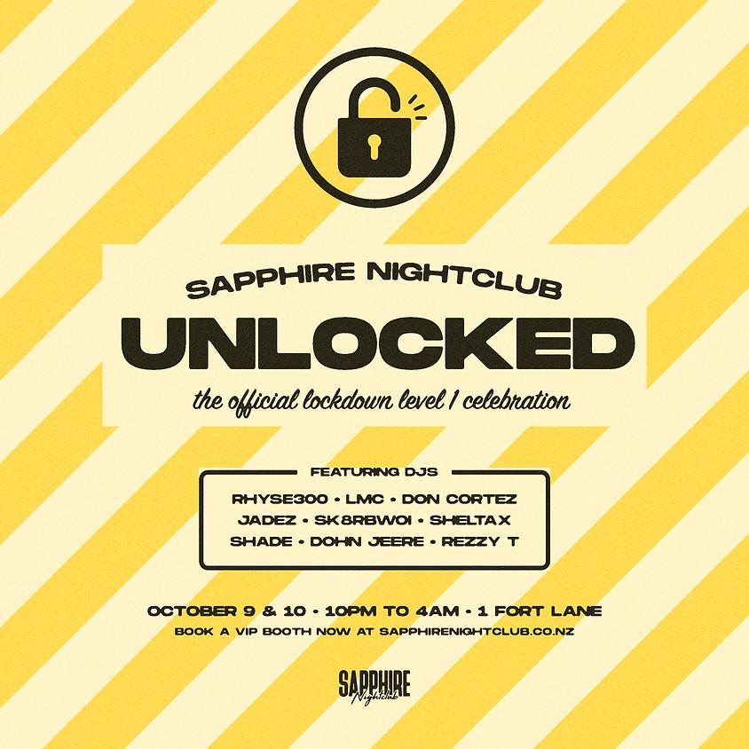 Sapphire Unlocked