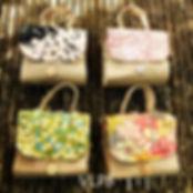Sac pochette TEA TIME sacs et accessoire