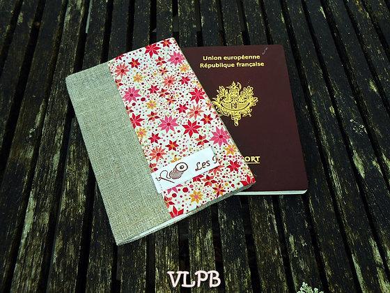 Protège passeport et liberty Menasse