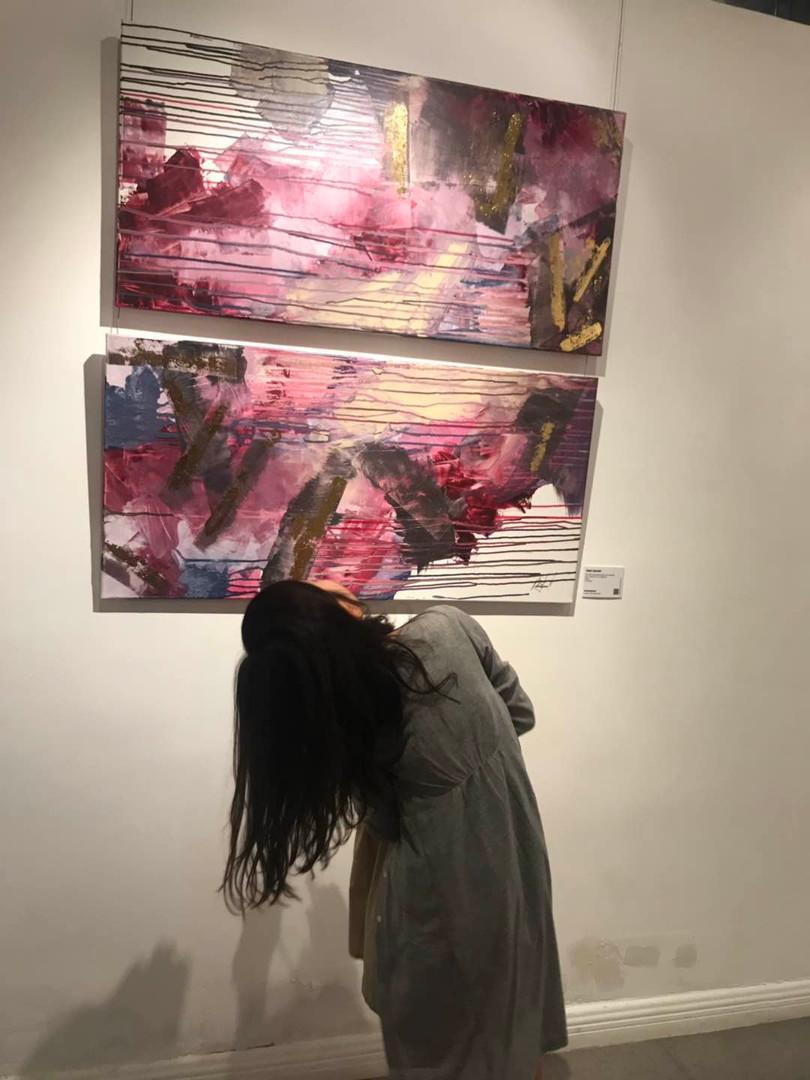 ArtExhibition - Love Letters -