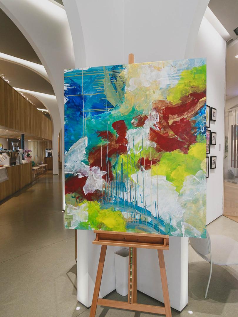 Art Exhibition - Entre Mares -