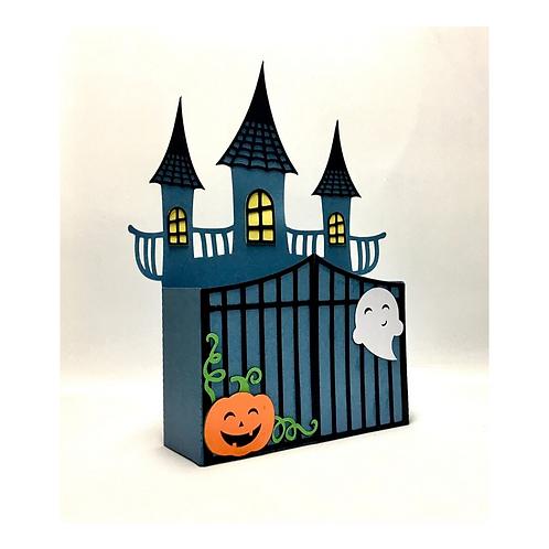 Castelo Halloween!