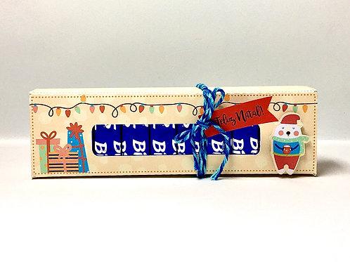 Caixa Natal com Bis Urso Polar!