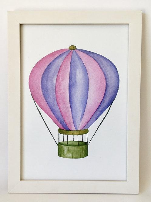 Pôster Balões 1!
